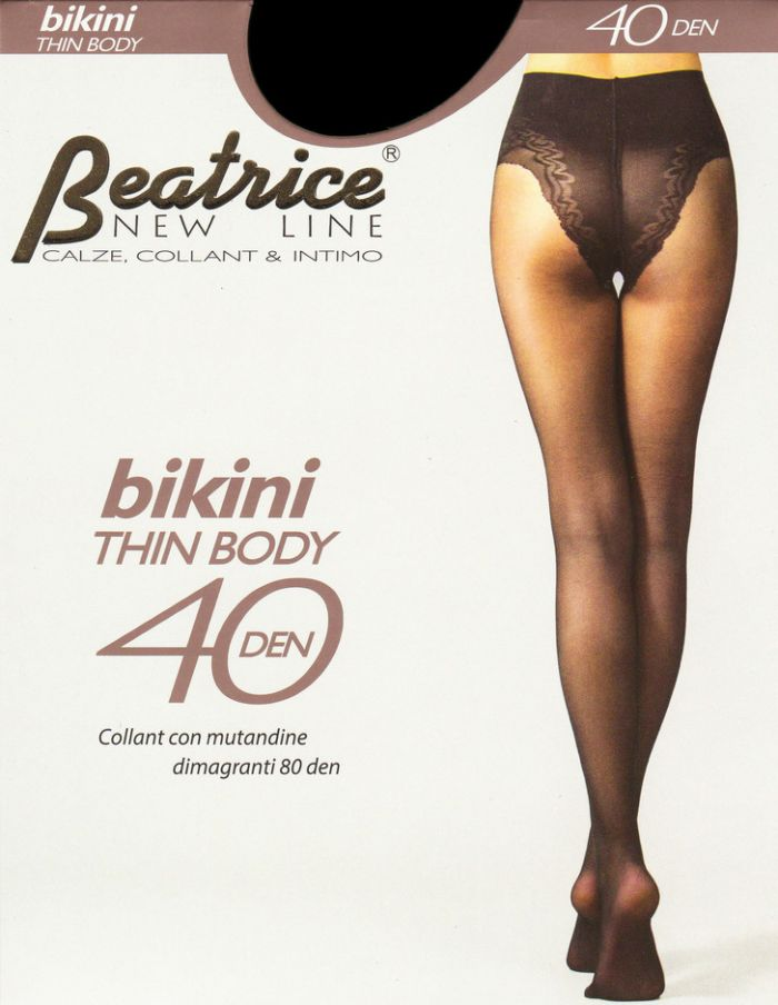 Beatrice Bikini 40  Hosiery Packs 2017 | Pantyhose Library