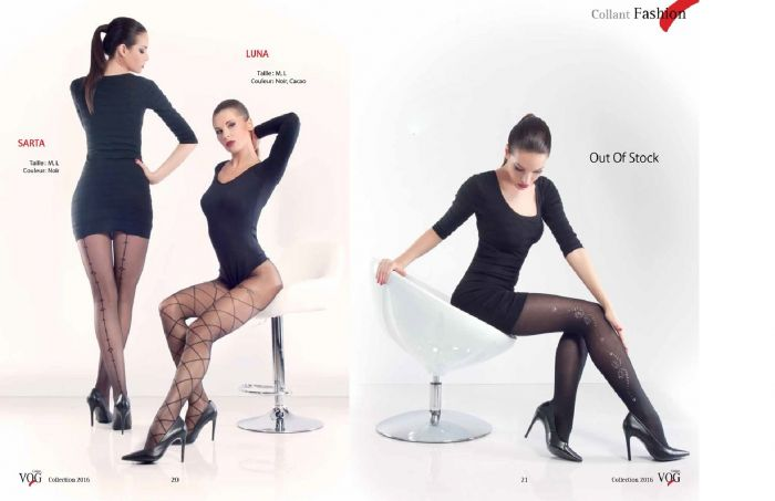 Collant VOG Collant-vog-ladies-fashion-2017-7  Ladies Fashion 2017 | Pantyhose Library