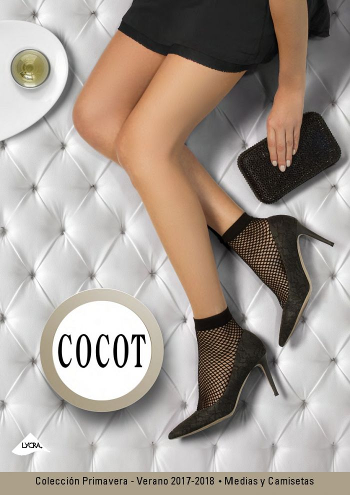 Cocot Cocot-ss-2017.18-1  SS 2017.18 | Pantyhose Library