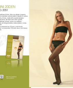 Bellafonte - Hosiery Collection 2013