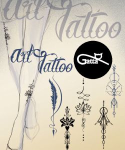 Art Tattoo Gatta