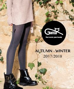 Collant Trends AW2017.18 Gatta