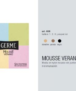 Germe - Catalogo Basico