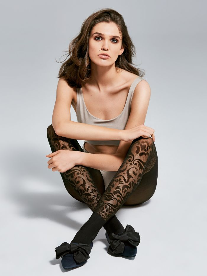 Fiore Couture1  Julia Product Images | Pantyhose Library