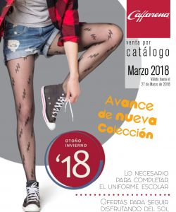 Catalogo Mar.2018 Caffarena