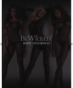 BodyStockings Catalog 2009 Be Wicked