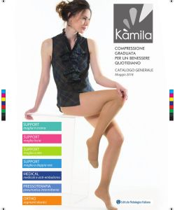 Compression Hosiery 2018 Catalog Kamila Medical