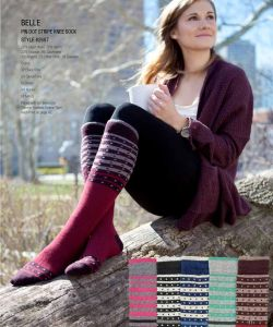 Bella Socks - Fall 2016 Socks Catalog