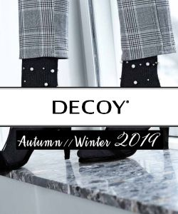 Decoy - Catalog AW2019