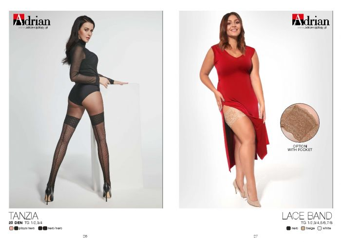 Adrian Adrian-ss-2019-14  SS 2019 | Pantyhose Library