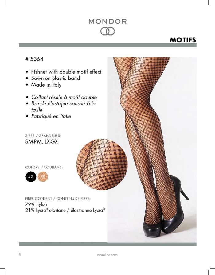 Mondor Mondor-fashion-tights-2019-8  Fashion Tights 2019 | Pantyhose Library