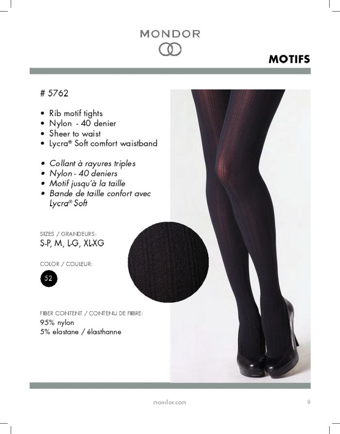 Mondor Mondor-fashion-tights-2019-9  Fashion Tights 2019 | Pantyhose Library