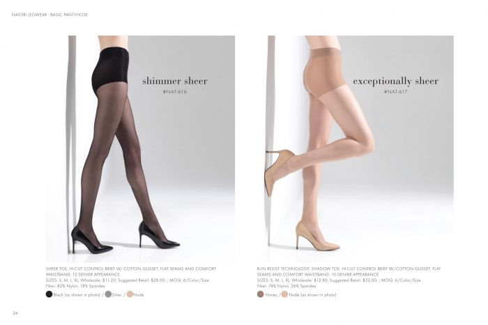 Natori Natori-legwear-and-bodywear-spring-2018-24  Legwear and Bodywear Spring 2018 | Pantyhose Library
