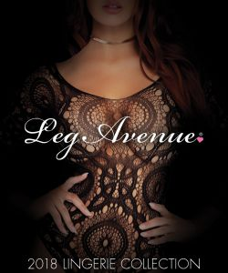 Leg Avenue - Lingerie Collection 2018