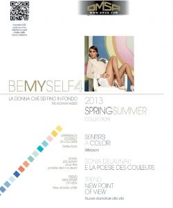Omsa - Be My Self SS2013