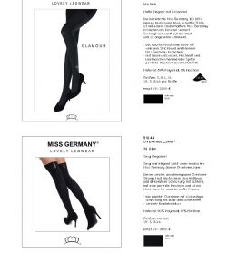 Miss Germany - Catalog SS2019