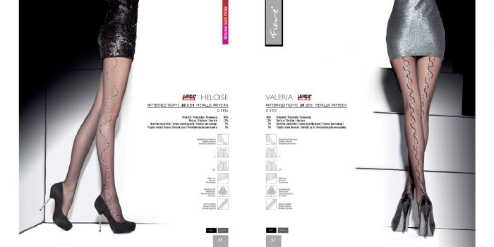 Fiore Fiore-catalogue-aw2012.13-golden-line-6  Catalogue AW2012.13 Golden Line | Pantyhose Library