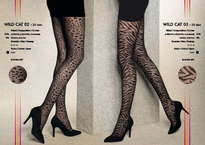 Gatta Gatta-collection-autumn-winter-2019-12  Collection Autumn Winter 2019 | Pantyhose Library