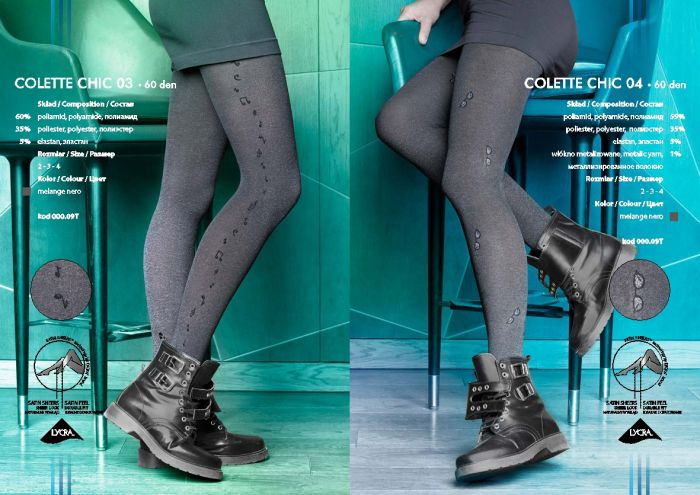 Gatta Gatta-collection-autumn-winter-2019-17  Collection Autumn Winter 2019 | Pantyhose Library