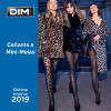 Dim - Collants-e-mini-medias-fw2019