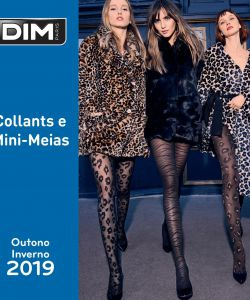 Collants e Mini Medias FW2019 Dim